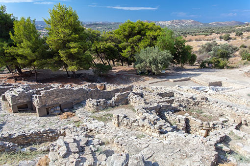 Crête – La Mesara et retour sur Héraklion