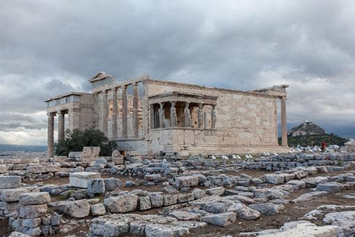 Escale à Athènes