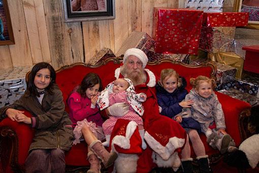 Noël à Veigné – Préparatifs et réveillon